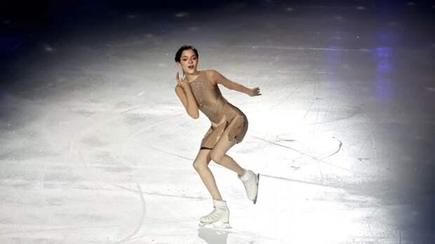 Медведева примет участие в новом ледовом шоу Авербуха