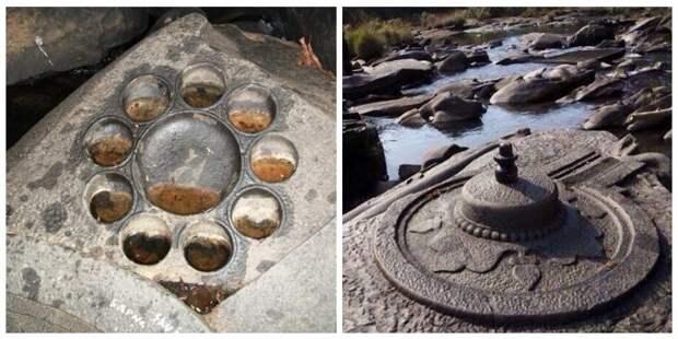 Таинственный комплекс Сахасралинга. Индия