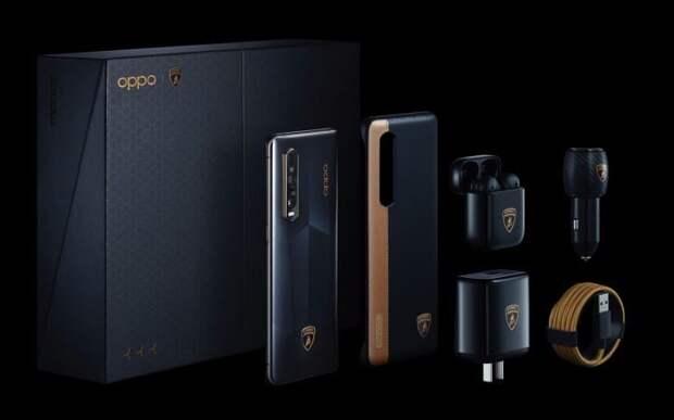 Самый дорогой смартфон в линейке Oppo