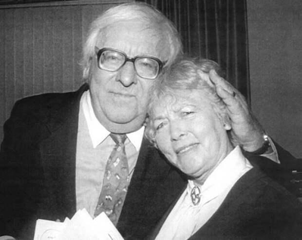 Рэй и Маргарет Брэдбери. / Фото: www.blogspot.com