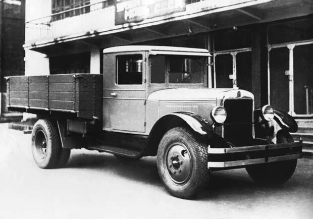 13 автомобилей АМО: первые советские  авто, история, ссср, факты
