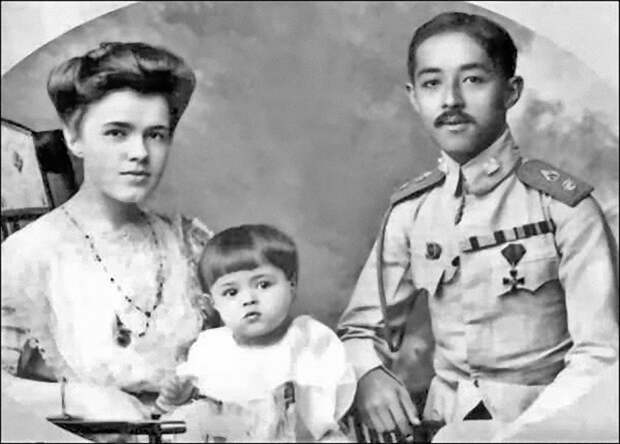 Как принц Сиама тайно женился на русской дворянке