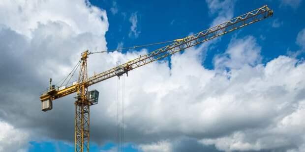 Собянин рассказал о Единой цифровой платформе в сфере строительства Москвы