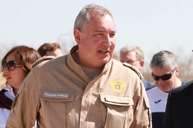 Рогозин пожаловался на потерю контрактов из-за санкций США