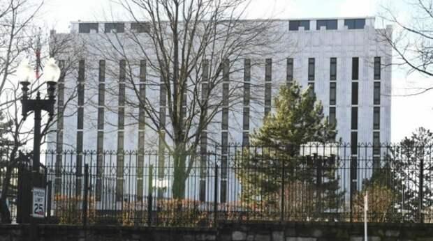 """Пентагон """"осадили"""" в посольстве России в США"""