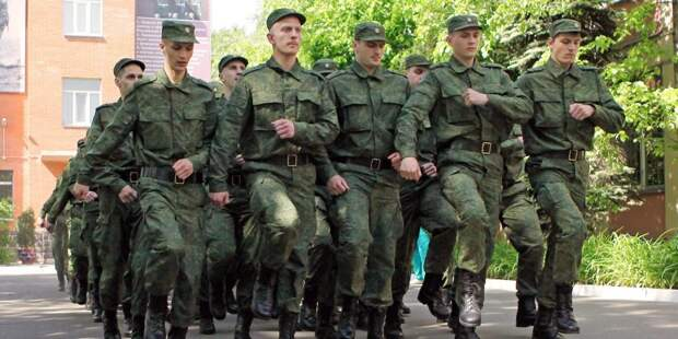 Призывники из САО будут служить в Западном военном округе