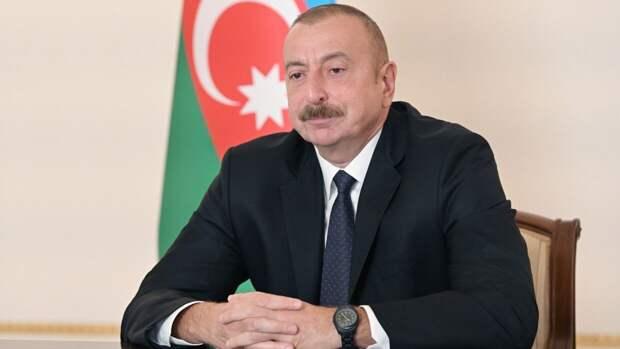 В Баку заявили об отсутствии угрозы для Армении из-за слов Алиева о Зангезурском коридоре