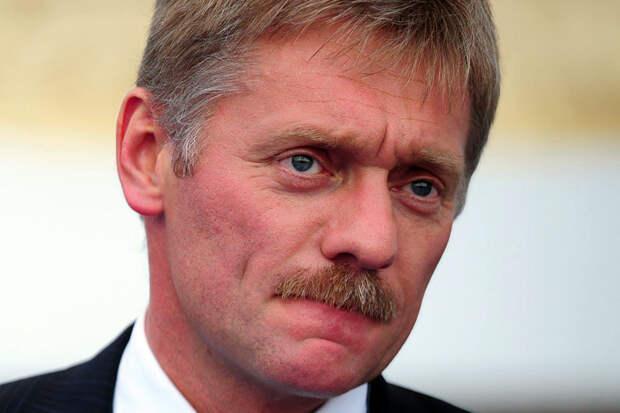 Песков заявил, что Навальный оскорбил Путина