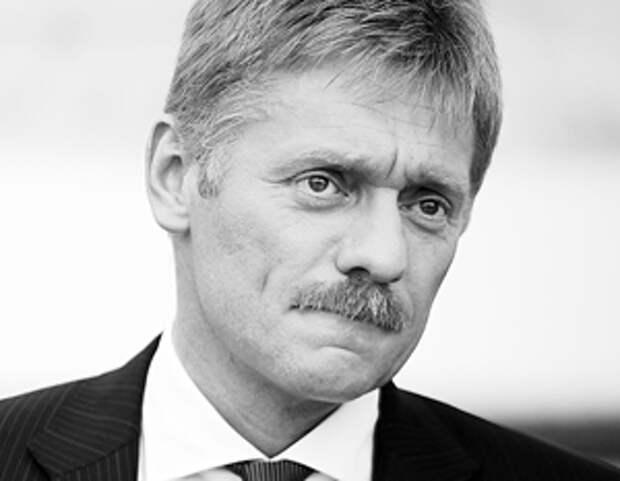 Песков назвал разговоры о подготовке точечных ударов по Украине бредом