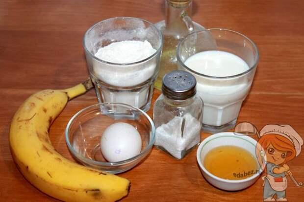 Продукты для блинов из рисовой муки