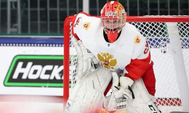 Финал ЮЧМ по хоккею 2021. Россия — Канада: счет матча — 3:5