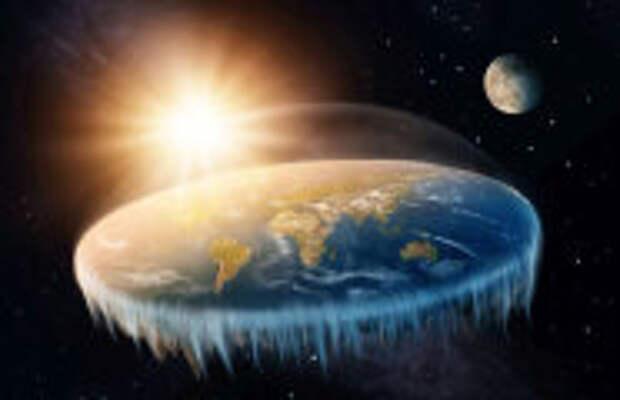 Вокруг света: Как ярый сторонник теории заговора в XXI веке доказал, что Земля плоская и сбил с толку многих людей