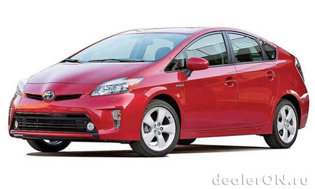 Toyota размышляет над полным приводом для следующего поколения Prius