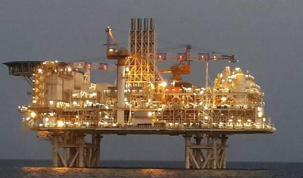 На44% вырос экспорт азербайджанского газа сместорождения Шах-Дениз вянваре–мае 2021