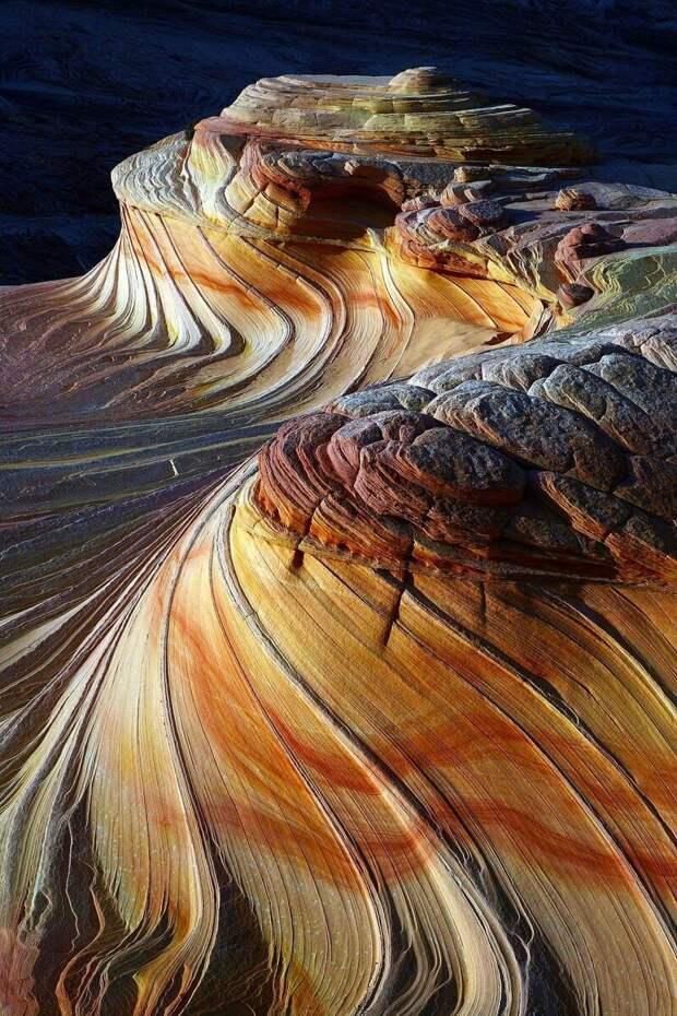 Paria Canyon-Vermilion, Аризона, Юта завораживающе, земля, интересное, красота, пейзажи, природа, фотомир