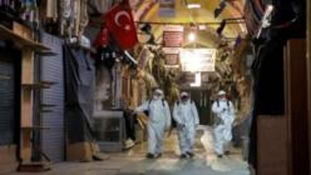 России нет в списке стран, с которыми Турция возобновит авиасообщение