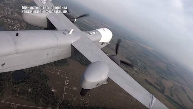 В России модифицируют тяжелые беспилотники «Альтиус» для работы со спутниками