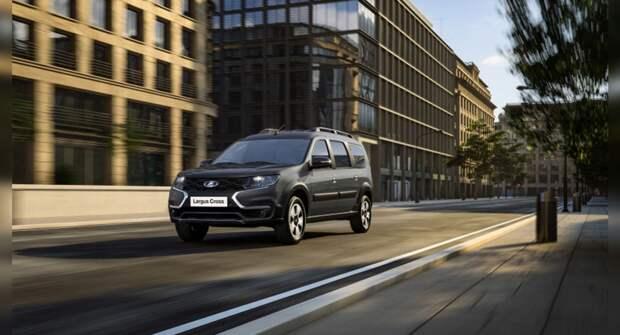 Определена дата начала серийного производства Lada Largus Facelift