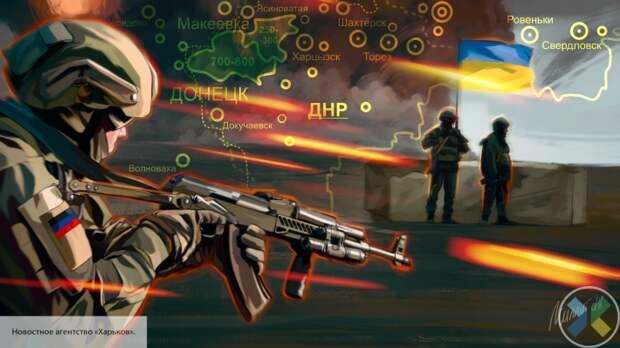 Киев хочет подготовить резервистов ВСУ для мгновенного наступления