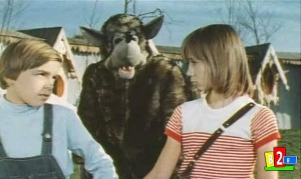 Честное волшебное (1975) Детская сказка.