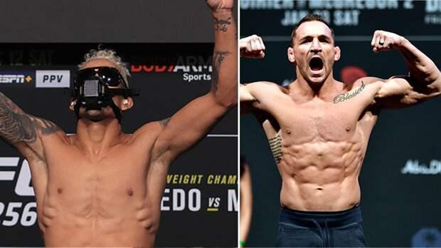 Оливейра против Чендлера: кто станет новым чемпионом UFC