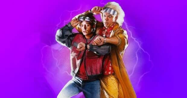 Вот как выглядят Марти Макфлай и доктор Эметт Браун из «Назад в будущее» 45 лет спустя