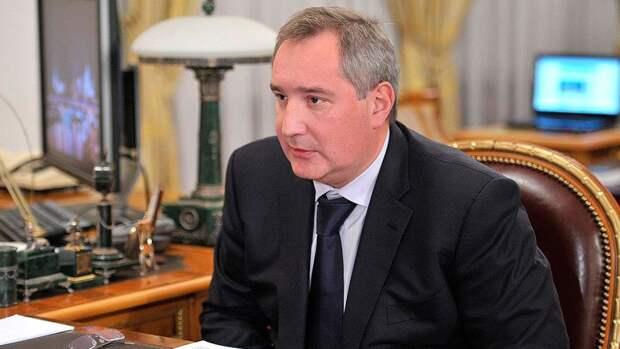Рогозин заявил, что у него нет времени на полемику с Илоном Маском