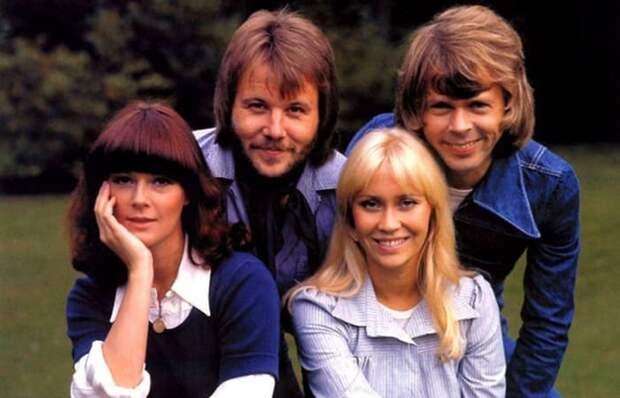 Легенды 1970-х: Что стало с участниками легендарной группы «АВВА» после ее распада