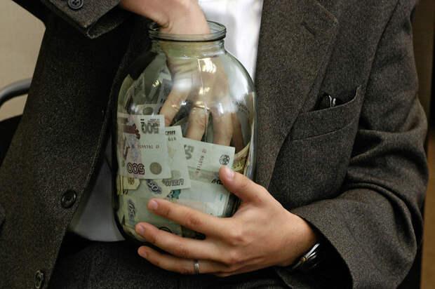 В России хотят ограничить максимальный доход глав госкорпораций
