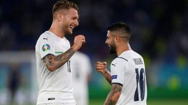 Италия первой забронировала себе место в плей-офф Евро-2020