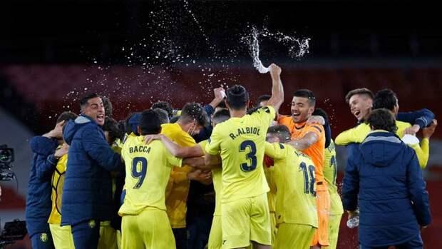 Лига Европы: результаты ответных матчей полуфинала