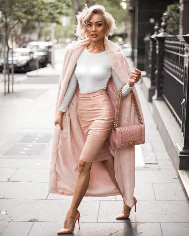 Очень модные цвета одежды и оттенка волос, которые еще и молодят женщин элегантного возраста
