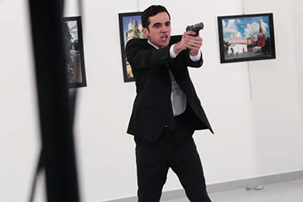 Убийца Карлова был его охранником   Продолжение проекта «Русская Весна»