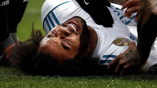 «Реал» потерял Марсело из-за травмы. Игрок рискует пропустить около 3 недель