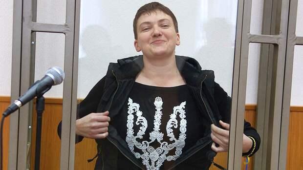 Савченко разоблачает Байдена