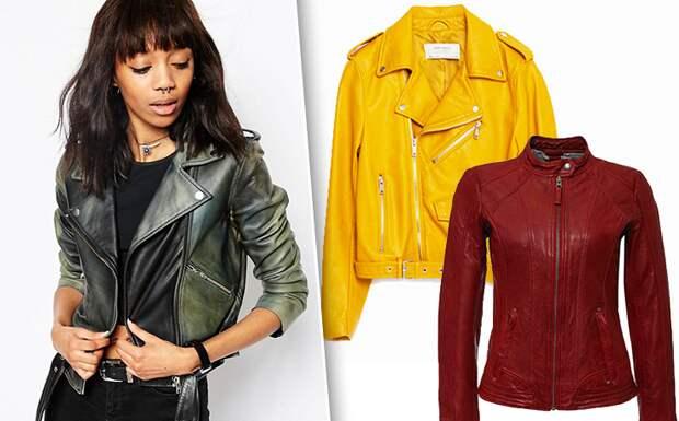 Всегда вмоде: 20 самых крутых курток-косух налюбой бюджет