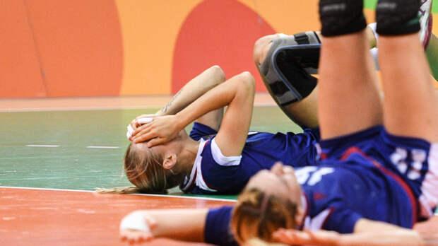 Муравьёва о травмах: гандболисты никогда не притворяются