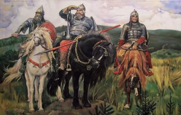 Матерные ругательства Древней Руси