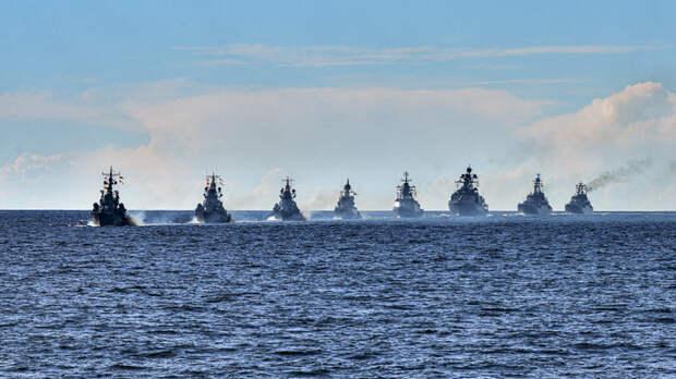 Мировой океан поделят Россия, Индия и Китай. Америку ждёт поражение
