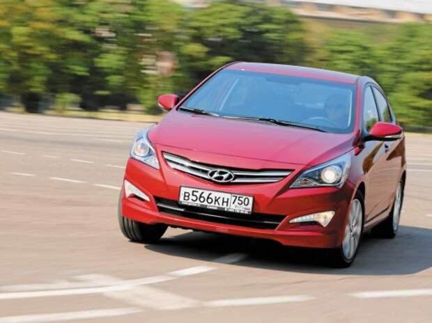 Обновленный Hyundai Solaris: кристаллизация