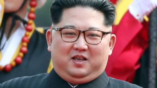 Ким Чен Ын пожелал благосостояния и процветания народу России