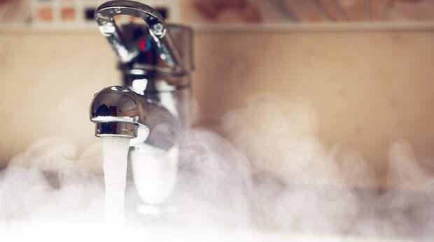 В Евпатории на 14 дней отключили горячую воду