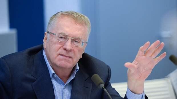 Жириновский высказался об украинских территориях, которые должны уйти в состав России