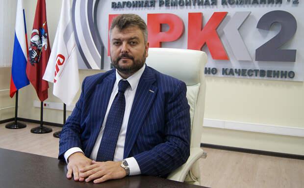 Арестован руководитель крупнейшего подрядчика РЖД по ремонту вагонов