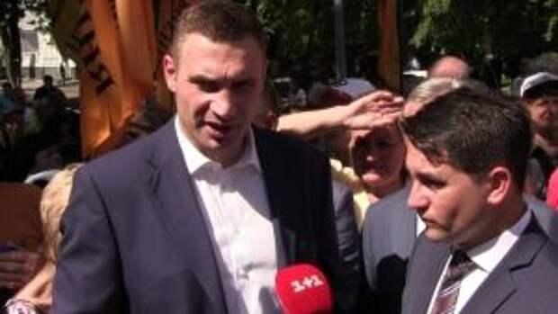 Виталий Кличко официально стал мэром Киева