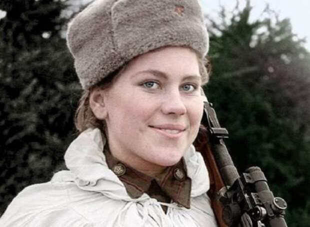 Памяти Розы Шаниной - «Ни один патрон без фашиста!»