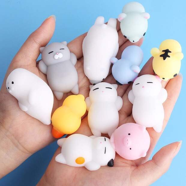 ✨ 6 классных игрушек-антистресс с AliExpress
