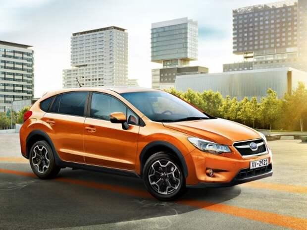 Subaru отрекается от компакт-кроссовера ради автоспорта