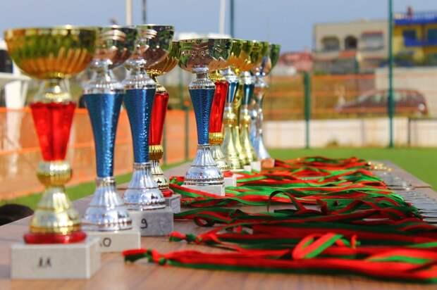 Юные футболисты клуба «Строгино» одержали победу в Кубке Игоря Акинфеева