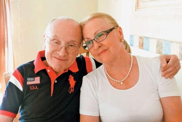 Родители Валентины Легкоступовой